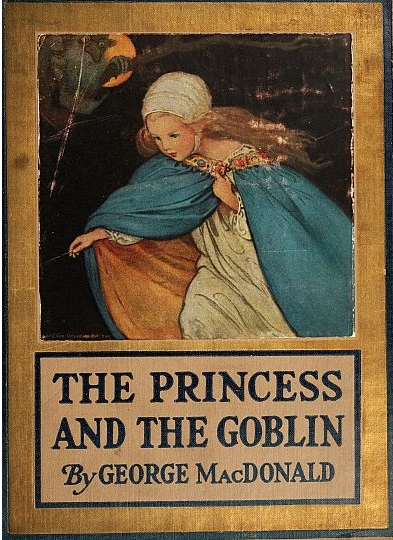 The Princess and the Goblin cover.