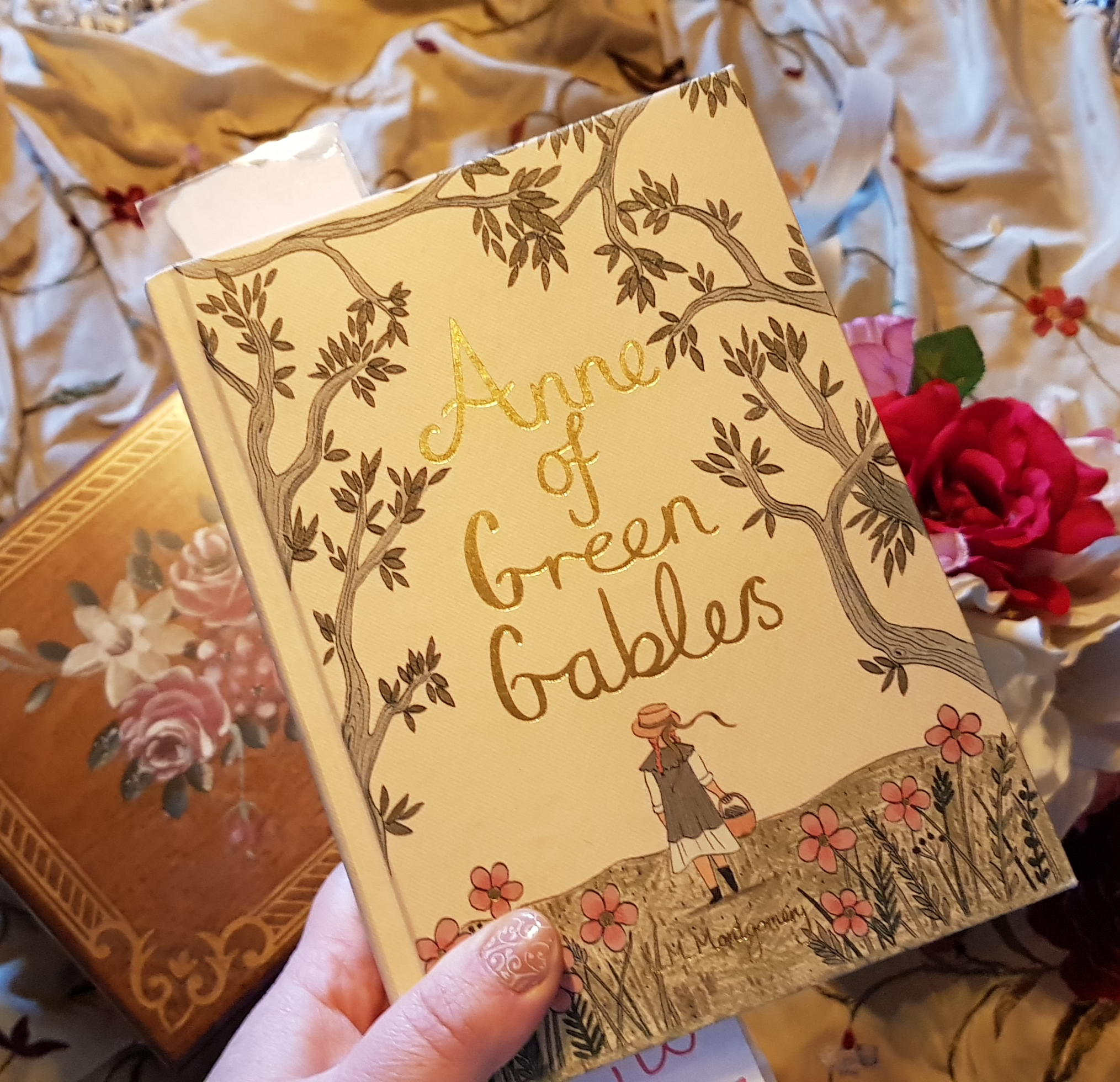 Photo of Wordsworth Collector's Edition of Louisa May Alcott's 'Anne of Green Gables'.