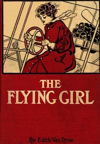 The Flying Girl Cover.